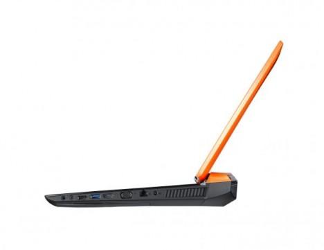 Asus Lamborghini VX7 laptop photo
