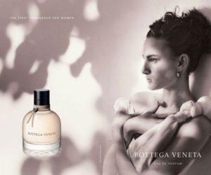 Bottega Veneta perfume ad