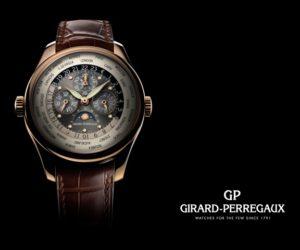 Girard Perregaux Perpetual Calendar Moon Phase