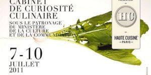 Haute couture meets haute cuisine in Paris