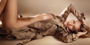 Rosie Huntington-Whiteley for Burberry Body