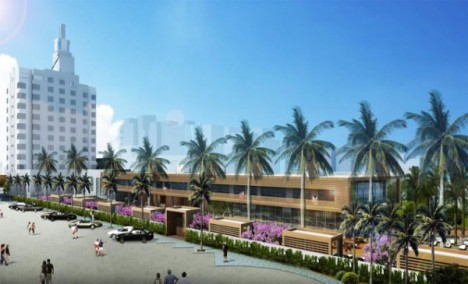 SLS hotel Miami