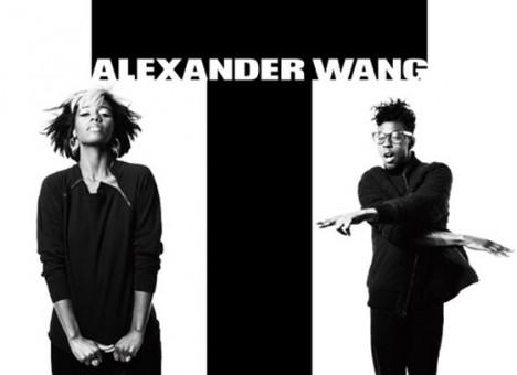 Santigold Spankrock Alexander Wang