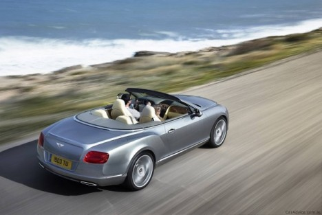 2012 Bentley Continental GTC photo