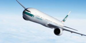 Cathay Pacific Airways named world's best airline