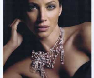 Christy Turlington for Louis Vuitton