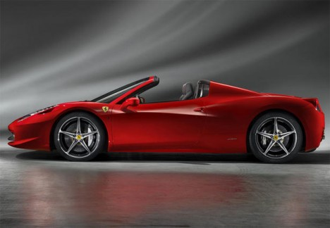 Ferrari 458 Spider picture
