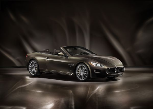 Maserati GranCabrio Fendi photo