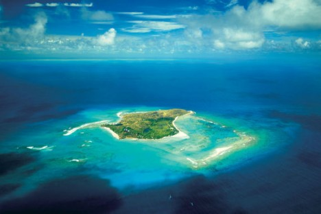 Necker Island photo