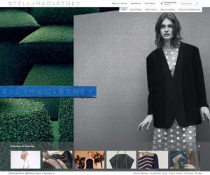 Stella McCartney website