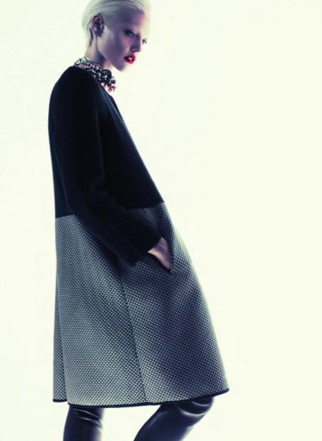 Giorgio Armani Fall 2011 Ad Campaign