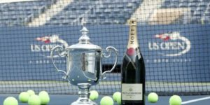 Moët & Chandon Celebrate the US OPEN