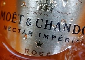 moet chandon nectar rose