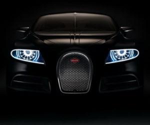 Bugatti Galibier Hyper Saloon