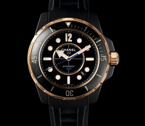 Chanel J12 Marine only watch 2011