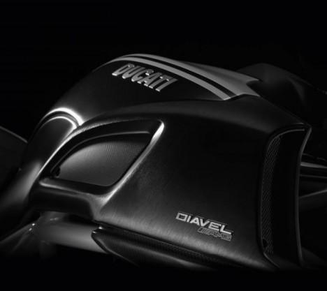 Ducati Mercedes AMG Diavel