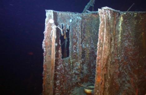 Gairsoppa shipwreck