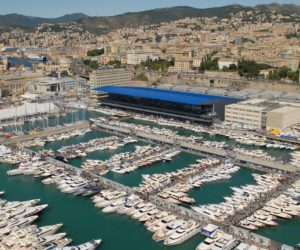 Genoa International Boat Show Italy
