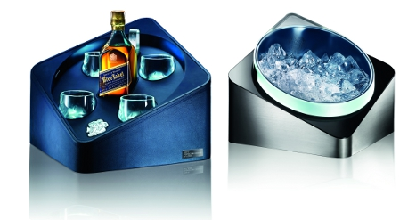 Johnnie Walker Blue Label the cube