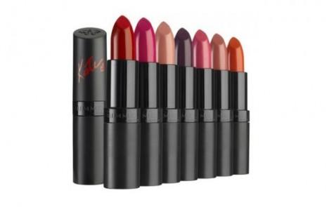 Kate Moss lipsticks