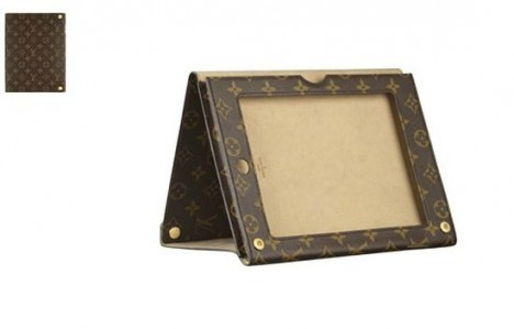 LV Monogram Canvas iPad Case