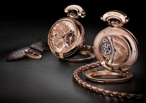 Bovet 7-Day Tourbillon watch