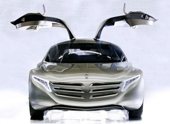mercedes benz f125 concept