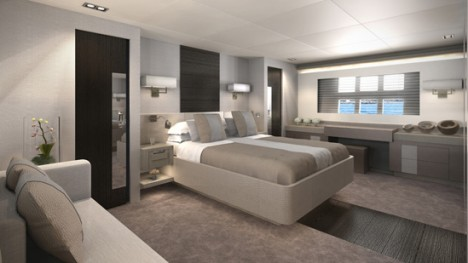 Pearl 75 bedroom