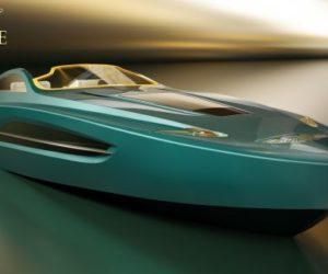Aston Martin Boat