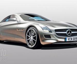 Baby Mercedes SLS