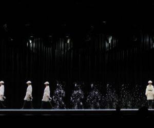 Burberry fashion show Beijing