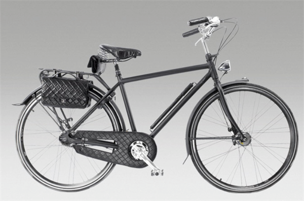Chanel luxury bike