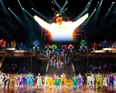 Cirque de Soleil Elvis