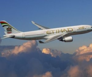 Etihad Airways aircraft