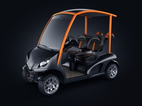 Garia Mansory Edition Photo