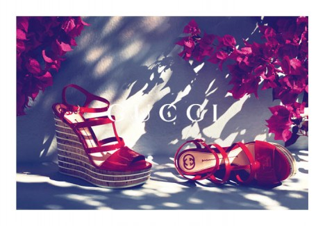 Gucci Cruise 2012 shoes