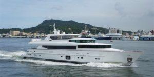 Horizon launches RP110 superyacht Lady Gaga