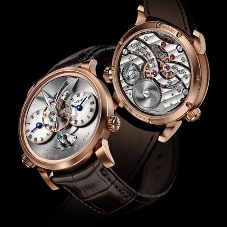 MB&F Legacy Machine 1 Gold Watch