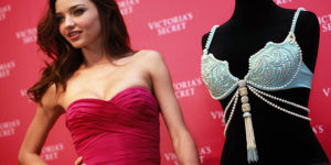Miranda Kerr wears $2.5 Million Victoria's Secret bra