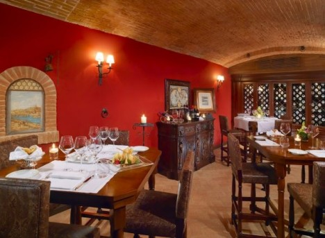 St Regis Florence The Cantinetta Cellar