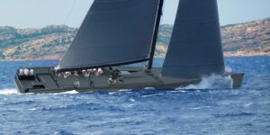 Wally launched Maxi racing yacht Wally//Otto