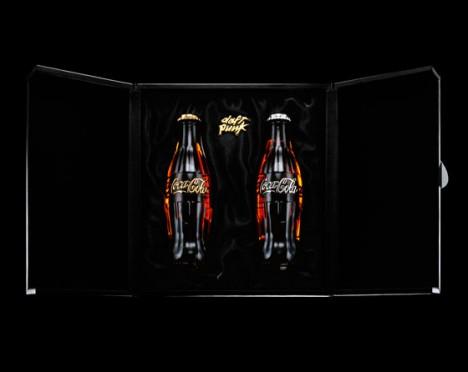 Daft Punk Coca-Cola Box Set