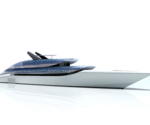 Feadship Breathe concept