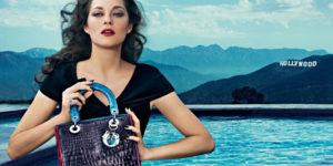 Lady Dior Handbags Spring 2012