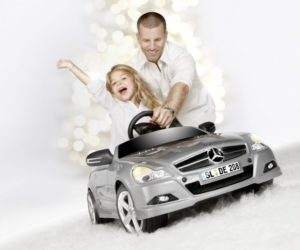 Mercedes Benz Christmas Gifts 2011