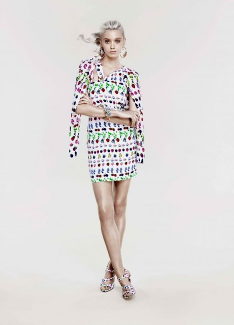 Versace for H&M Cruise collection