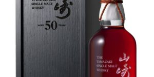 50-year-old whisky goes on sale in Japan