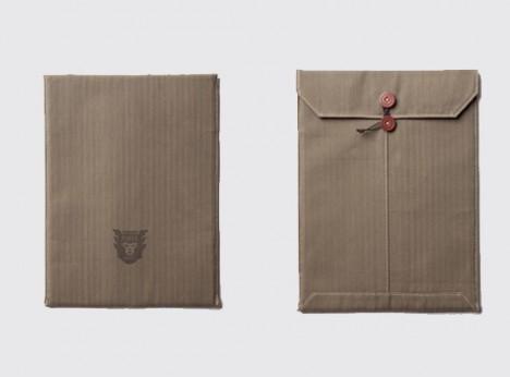human made ipad envelope case