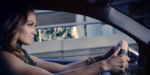 Jennifer Lopez's Fiat 500C by Gucci Commercial