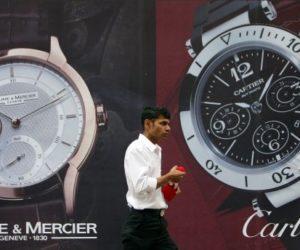 luxury watch boutique Mumbai